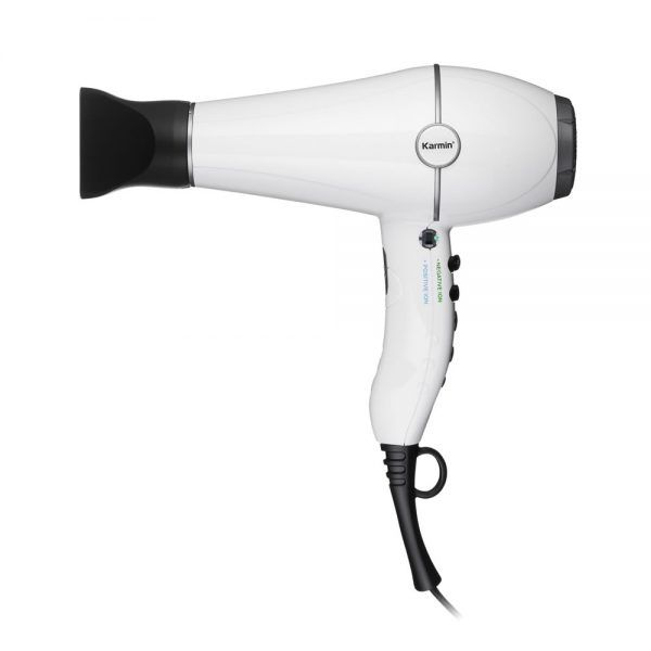Karmin Salon Series Hair Dryer, G3 Straightener & Heat Protection Spray Combo