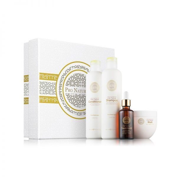 Karmin Pro Naturals Argan Oil Hair Repair System
