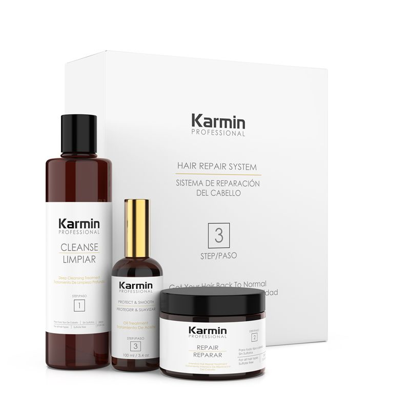 Karmin 3 Step Hair Repair System
